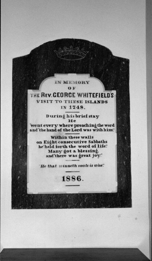George Whitefield photo